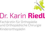 Logo Dr. Karin Riedl